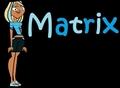 Matrixes make-over  - total-drama-island fan art