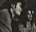 Michael & Janet - michael-jackson photo