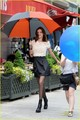 Miranda Kerr: Leather Pants, No Sweat!