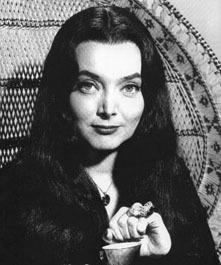 Morticia Addams 1964