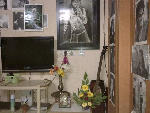 My room.......