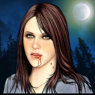 My vampire picture