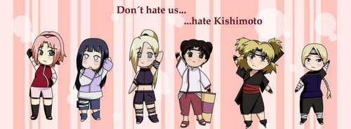 Naruto chibi girls