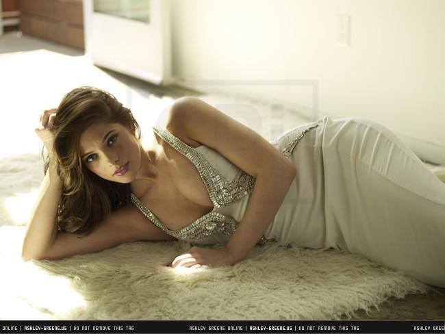 New Ashley Greene Photoshoot
