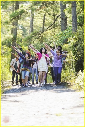 New Camp Rock 2 stills