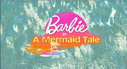 barbie in mermaid tale wallpaper called Original logo
