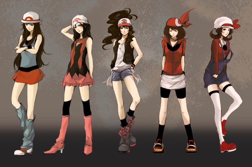 Pokemon Trainer~ - Pokémon Fan Art (13452014) - Fanpop: www.fanpop.com/clubs/pokemon/images/13452014/title/pokemon-trainer...