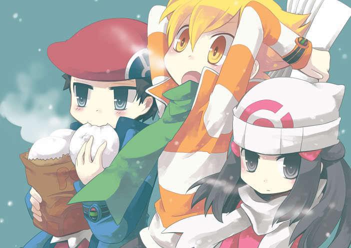 Pokemon Trainer~