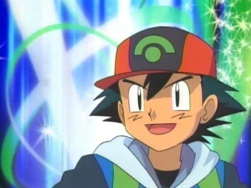 Эш Кетчум Обои titled Pokemon