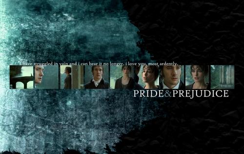 Pride and Prejudice wallpaper entitled Pride and Prejudice - 1st Proposal - Wallpaper