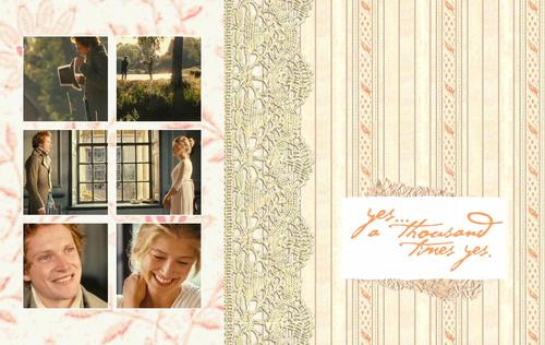 Pride and Prejudice - Mr. Bingley's Proposal - Wallpaper