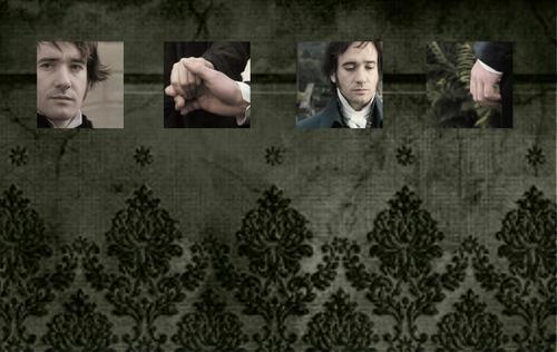 Pride and Prejudice wallpaper entitled Pride and Prejudice - Mr. Darcy - Wallpaper