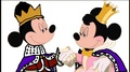 Prince Mickey and Princess Minnie - Mickey, Donald & Goofy: The Three Musketeers Future - mickey-and-minnie fan art