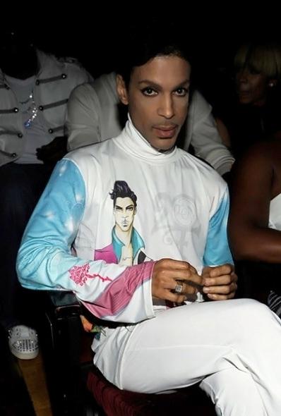 Prince at BET Awards