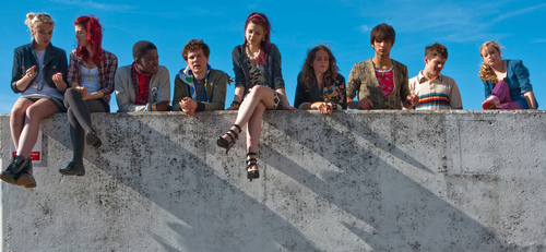 Skins Hintergrund entitled Promo Picture HQ