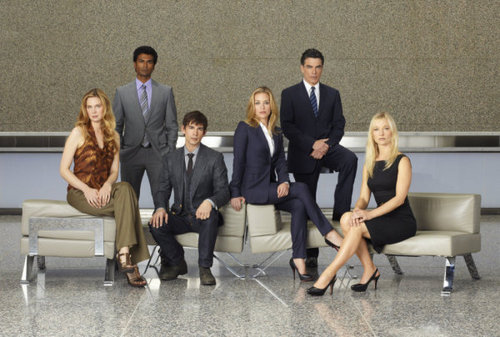 Promotional photo for COVERT AFFAIRS