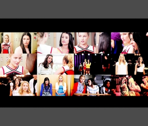 Rachel Berry wallpaper called Rachel B. picspam!