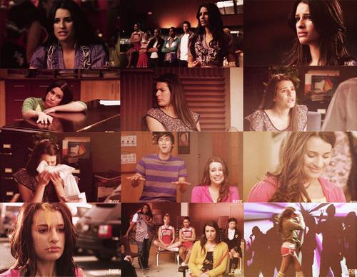 Rachel Berry wallpaper called Rachel B. picspam!