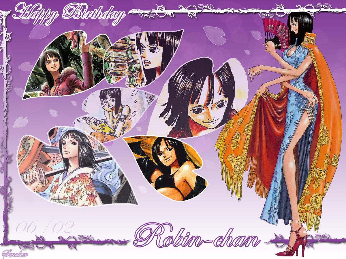 Robin Nico Robin Wallpaper 13422351 Fanpop