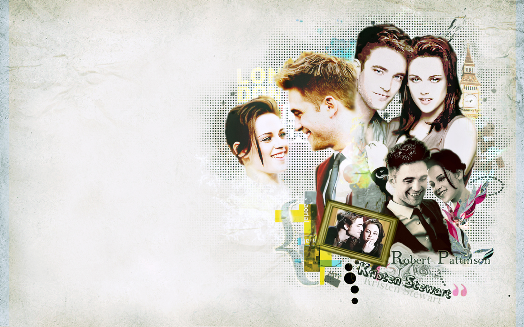 Robsten - twilight-series wallpaper