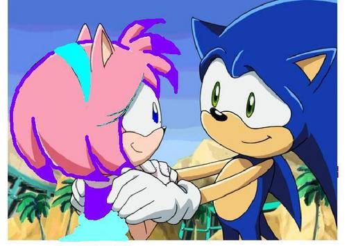 SAMMIE AND SONIC