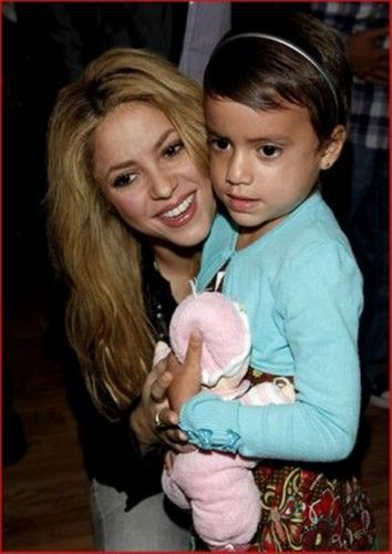 Shakira CHILD