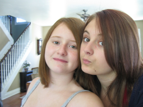 Sissy and Me :D