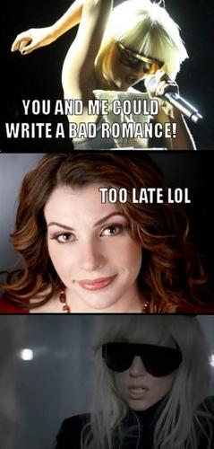 Smeyer's Bad Romance