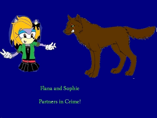 Sophie and Flana