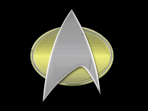 Star Trek (2009) wallpaper called Star Trek Emblem