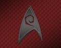 Star Trek Engineering Insignia