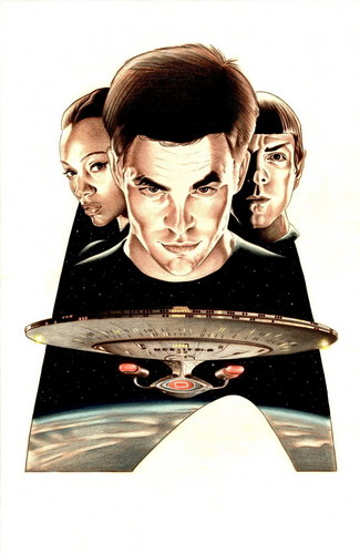 Star Trek - star-trek-2009 Fan Art