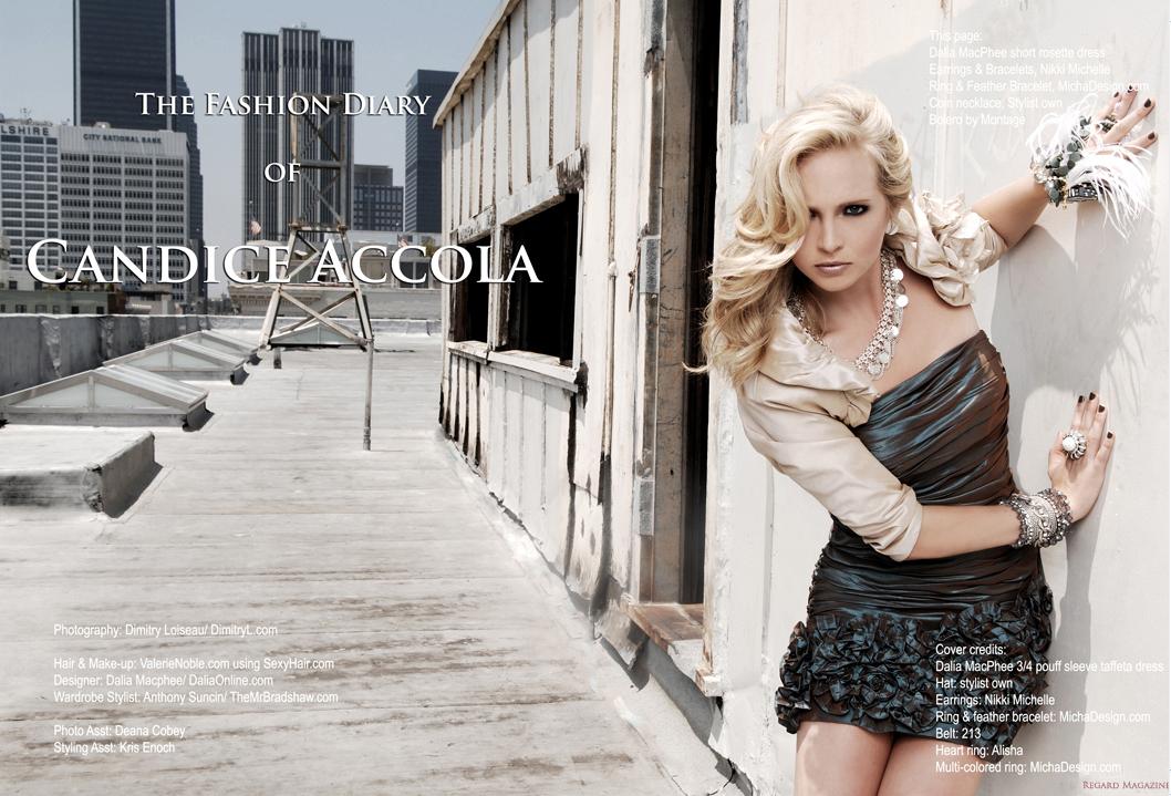 TVD Cast - Candice Accola