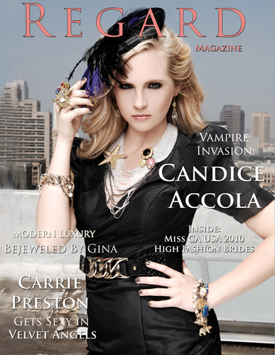 TVD Cast - Candice Accola