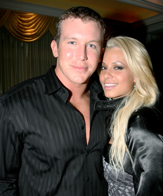 Ted Dibiase and Maryse