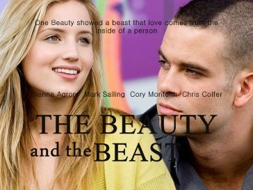 The Beauty and the Beast (for TheFuchsiaElephant's trailer)