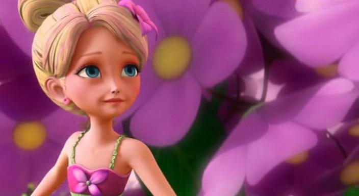 4 Barbie Tercantik
