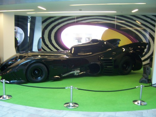 Tim Burton's Exhibition at ACMI in Australia