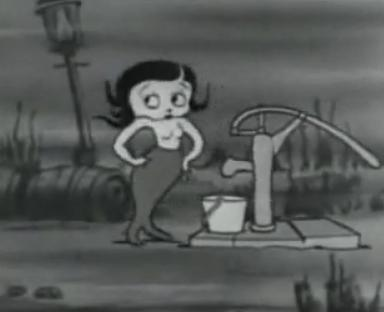 Time On My Hands ( Betty Boop as Mermaid)