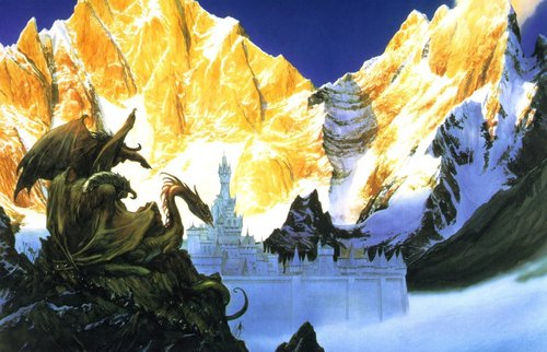 Tolkein Art by John Howe