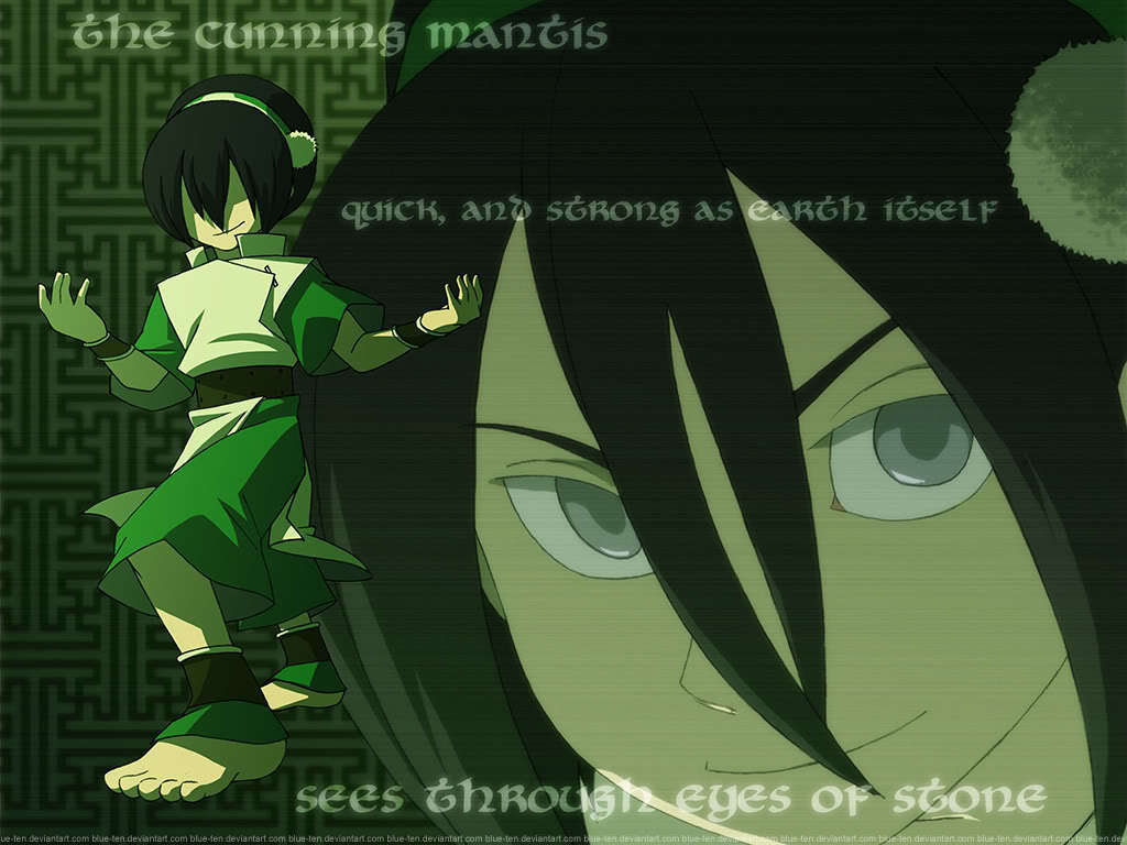 sokka and toph relationship poems