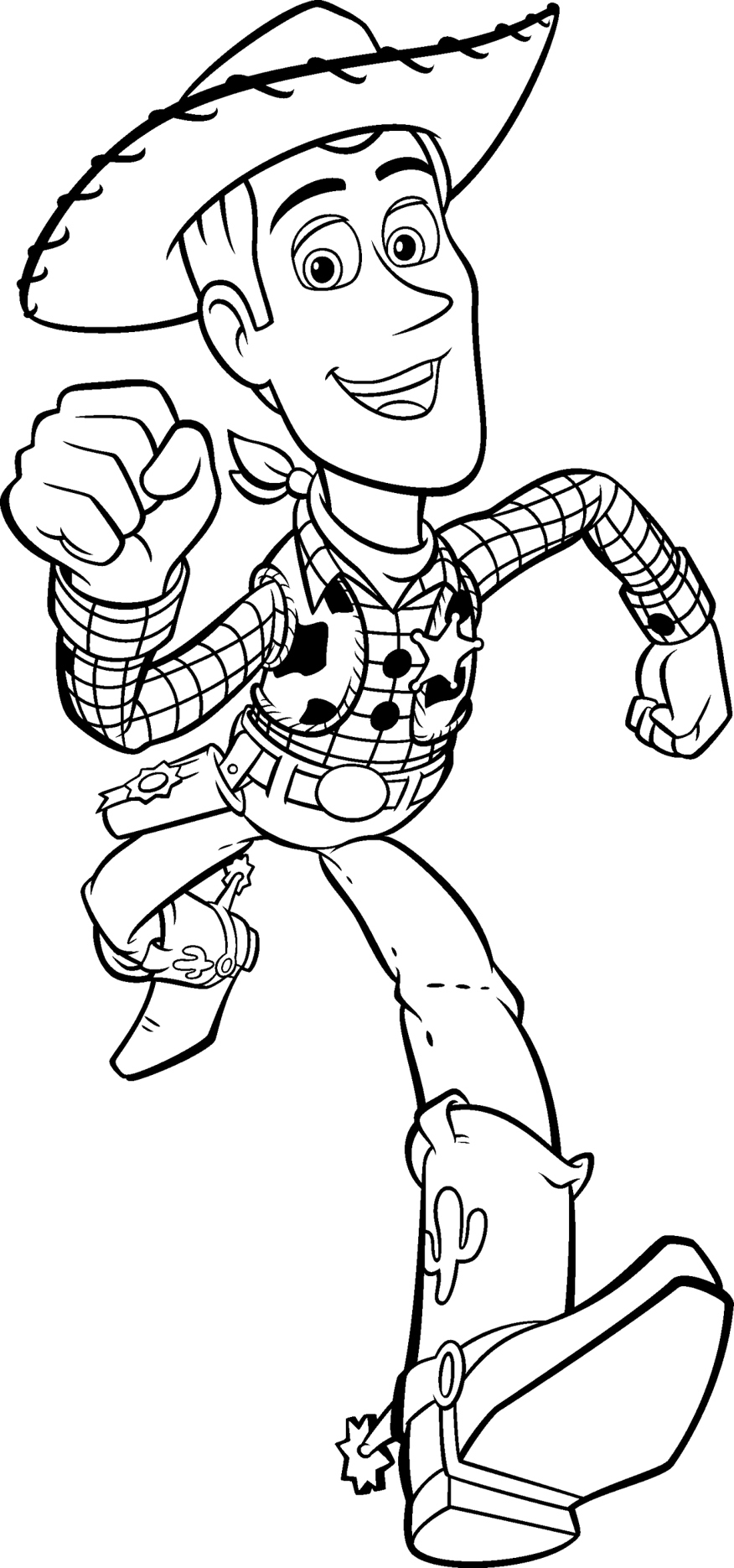 toy story coloring pages rexburg - photo#13