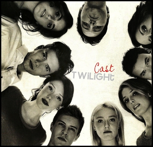 Twilight Cast!