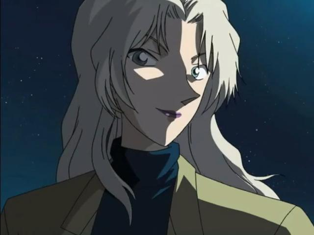 Vermouth - Ladies of Detective Conan Image (13421218) - Fanpop