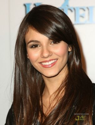 Victoria Justice: Possible Katniss