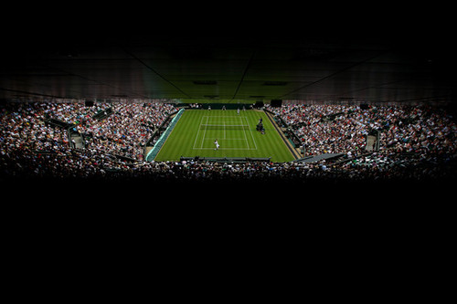Wimbledon dia One (June 21)