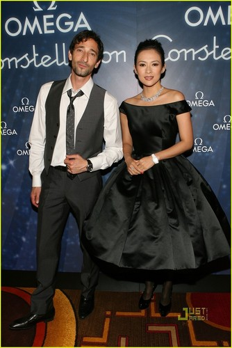 Ziyi Zhang & Adrien Brody: Constellation Couple