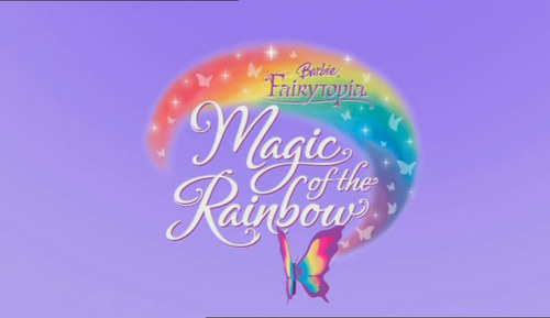 barbie and the magic of the rainbow