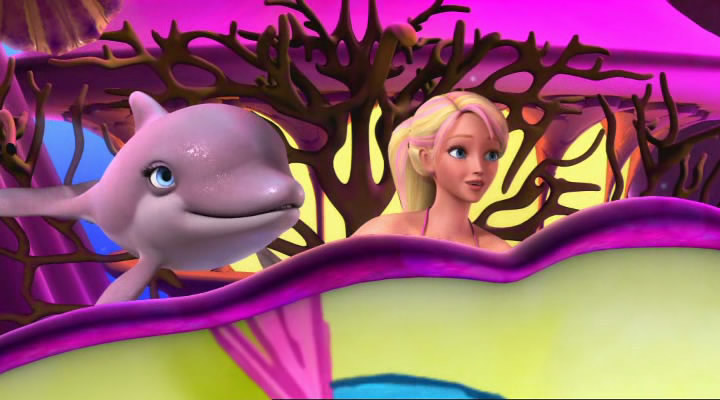 Barbie A Mermaid Tale Cartoon
