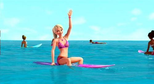 Barbie in mermaid tale